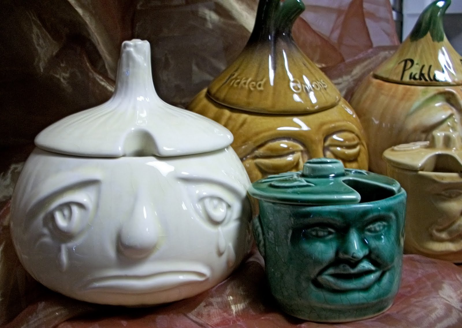 Face Pots Twice Upon A Time